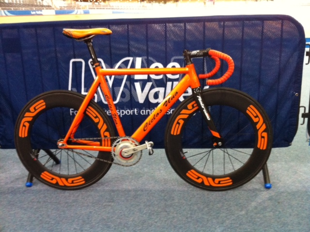 Team CU Ewan Velodrome Bike