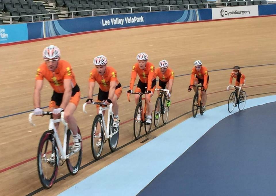 Team CU Olympic Velodrome